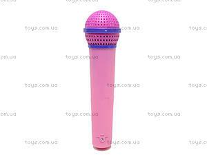Музыкальный микрофон «Модный стиль», 825, купить