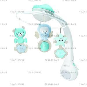 Музыкальный мобиль детский с проектором, 004896I, купить