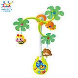 Музыкальный мобиль «Веселый остров», 818, іграшки
