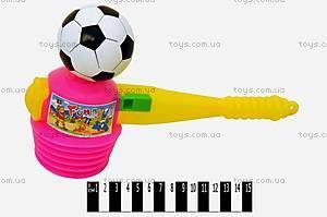 Музыкальный молоточек «Футбол», 363