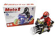 Музыкальный мотоцикл 2 вида, 598-1, купить