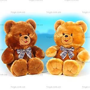 Музыкальный мягкий медведь, LF4094B
