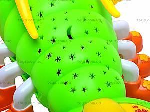 Музыкальный ночник «Омар», 5388-1, игрушки