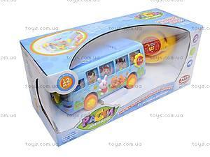 Музыкальный обучающий автобус «Расти, малыш!», 7341