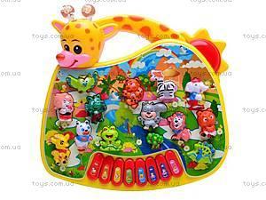 Музыкальный орган, детский, 6031B