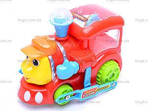 Музыкальный паровоз для детей, 0645
