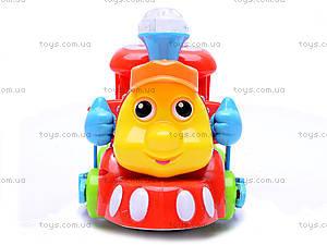 Музыкальный паровоз для детей, 0645, купить