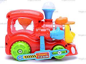 Музыкальный паровоз для детей, 0645, отзывы