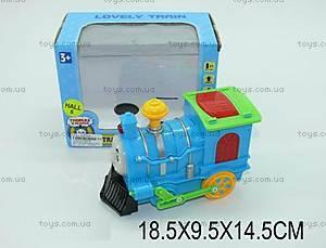 Музыкальный паровоз для детей «Томас», 88618