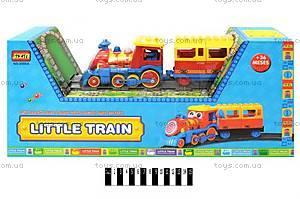 Музыкальный паровоз с вагоном, 8588A