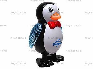 Музыкальный пингвиненок, 001