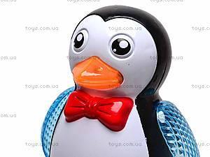 Музыкальный пингвиненок, 001, фото