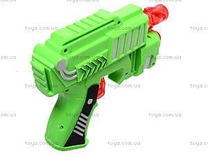 Музыкальный пистолет, детский, 3618-4, фото