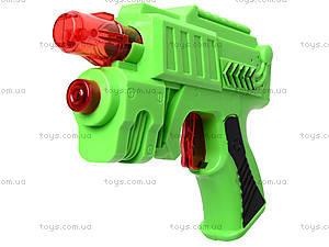 Музыкальный пистолет, детский, 3618-4, игрушки