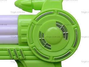 Музыкальный пистолет для детей, 6078E, игрушки