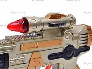 Музыкальный пистолет для мальчиков, 788A-A23, купить