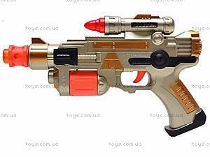 Музыкальный пистолет для мальчиков, 788A-A23