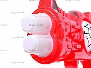 Музыкальный пистолет Spiderman, 3328-3, отзывы