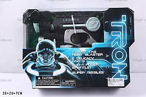 Музыкальный пистолет Tron, 55018A