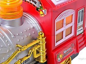 Музыкальный поезд с мыльными пузырями, 2011-2C, игрушки