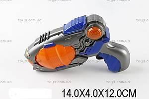 Музыкальный пистолет «Крутой бластер», 811B-3