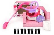 Музыкальный розовый пылесос, 5915, купить