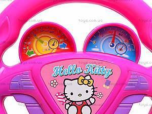 Музыкальный руль Hello Kitty, 1876D, цена