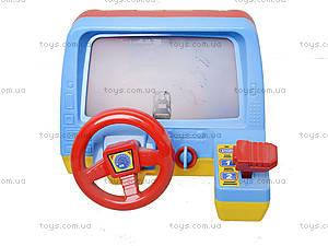 Музыкальный руль «Веселый картинг», 7065, игрушки