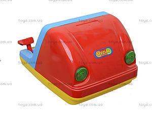 Музыкальный руль «Веселый картинг», 7065, детские игрушки