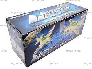 Музыкальный самолет Battle, 3262