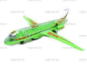 Музыкальный самолет Ben 10, SY728
