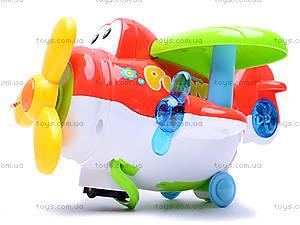 Музыкальный самолетик, 668-1, фото