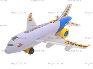 Музыкальный самолетик, детский, HJ108