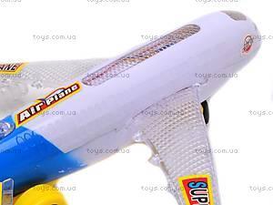 Музыкальный самолетик, детский, HJ108, фото