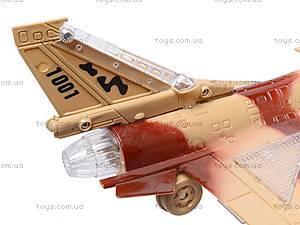 Музыкальный самолетик детский, 58521, цена