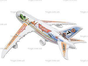 Музыкальный самолетик «Литачки» детский, 58519, фото