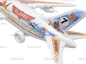 Музыкальный самолетик «Литачки» детский, 58519, отзывы