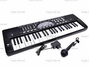 Музыкальный синтезатор для детей, HS4916A