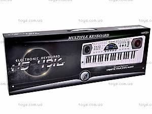 Музыкальный синтезатор для детей, HS4916A, купить