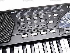 Музыкальный синтезатор для детей, HS4916A, цена