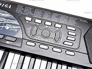 Музыкальный синтезатор для детей, HS4916A, магазин игрушек