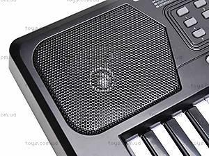Музыкальный синтезатор для детей, HS4916A, toys.com.ua