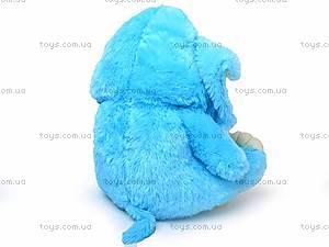 Музыкальный слон, плюшевый, S-S38-3350/60, цена