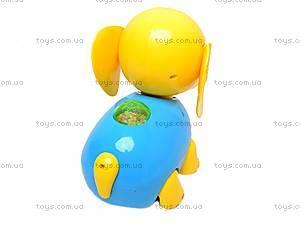 Музыкальный слоник для детей, 0988, фото