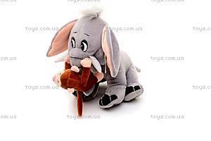 Музыкальный слоник, с обезьянкой, MT2-4254, отзывы