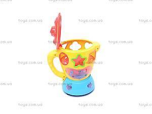 Музыкальный сортер «Чайник», 3181, купить