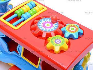 Музыкальный сортер «Паровоз», 5488, детские игрушки