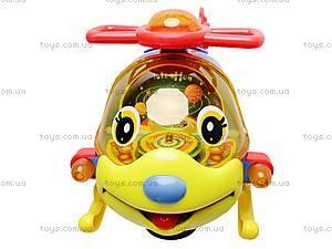 Музыкальный сортер «Вертолет», 0829, игрушки