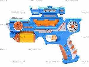 Музыкальный световой пистолет, 159, цена