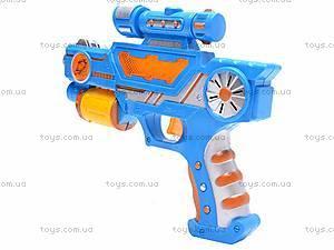 Музыкальный световой пистолет, 159, игрушки